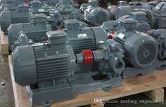 KCB200 horizontal the most popular electric double gear pump fuel oil pump