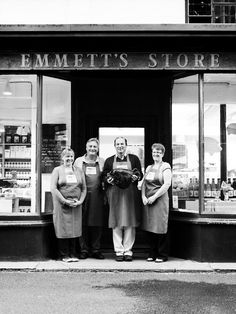 EMMETTS GROCERY STORE AND SMOKERY, SAXMUNDHAM, SUFFOLK – COUNTRY LIVING MAGAZINE