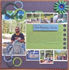 Image result for scrapbook layouts friends