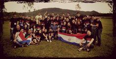 Tercer Discovery Days de AIESEC en Paraguay. Sesiones de Liderazgo y Autoconocimiento a jóvenes universitarios.