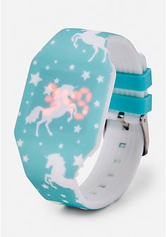 Shakey Glitter Tube Watch