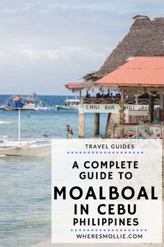 Moalboal Travel Guide Cebu Philippines | Where's Mollie? A Travel and Adventure Lifestyle Blog