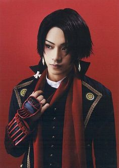 Touken Ranbu, Super Cute, Punk, Cosplay, Actors, Fashion, Moda, Fashion Styles