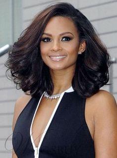 Black Women Long Hairstyles Beauteous 50 Best Eyecatching Long Hairstyles For Black Women  Pinterest