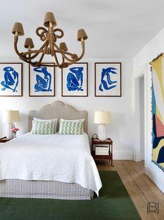 Beata Heuman does Nantucket Dream Bedroom, Home Bedroom, Bedroom Decor, Bedroom Inspo, Kids Bedroom, Bedroom Ideas, Master Bedroom, Beata Heuman, Nantucket Home