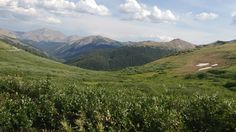 Independence pass august 2016