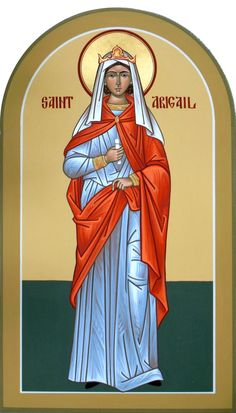 Saint Abigail by Matthew Garrett