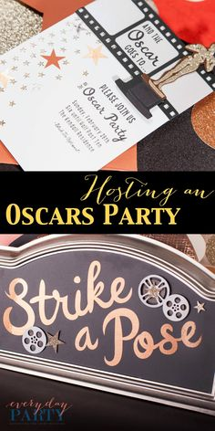 Oscars Party by Cric