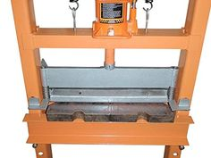 20 TON Press Brake Heavy Duty DIY Builder Kit * More info could be found at the image url.