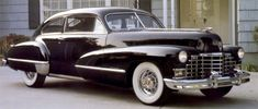 '46 Cadillac Model 62 Sedanette