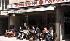 CAFÉ TRACHTENVOGL  REICHENBACHSTR. 47  80469 MÜNCHEN
