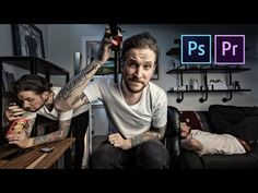 Ever wondered how to multiply yourself in photoshop or premiere pro? Learn how to clone yourself in video and photos with this tutorial! Cool Photoshop, Effects Photoshop, Photoshop Tips, Photoshop Tutorial, Leicester, Video Editing, Photo Editing, Benjamin Rojas, Adobe After Effects Tutorials