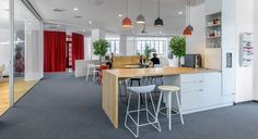 Grey Offices - Ljubljana - Office Snapshots