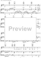 """My Heart Will Go On (Love Theme from """"Titanic"""") by Celine Dion scored for Piano/Vocal/C. Printable Sheet Music, Digital Sheet Music, Celine Dion, Titanic, My Heart, Piano, To Go, Love, Free Sheet Music"""