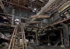 [フリー画像] 建築・建造物, 廃墟, 201103170500