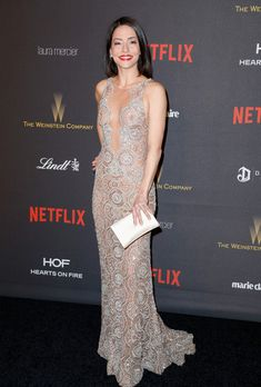 Emmanuelle Vaugier Photos Photos: 2016 Weinstein Company And Netflix Golden Globes After Party - Arrivals Golden Globes After Party, Golden Globe Award, Beverly Hilton, The Beverly, Emmanuelle Vaugier, Zodiac Love Compatibility, Fire Heart, Zodiac Sign Facts, Elizabeth Taylor