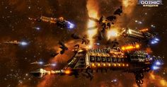 Battlefleet Gothic: Armada - PC Review