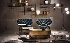 Baxter Dalma stoelen - Italiaanse weken bij Interieur Paauwe in Zonnemaire (Zeeland)