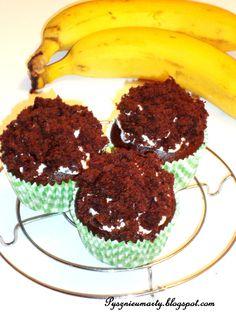 Choco & Banana Cupcakes