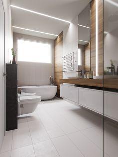 m on Behance Home Building Design, Modern Bathroom Design, Bathroom Design Inspiration, Best Bathroom Designs, Bathroom Interior, Chic Bedroom Decor, Interior Design Living Room, Bathroom Design Luxury, Luxury Bathroom