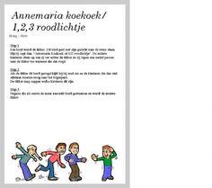 Spelletjes voor op het schoolplein - spel van de week - jufsharona.bekijknu.nl