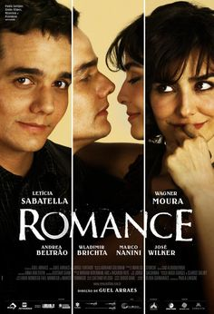 Brazilian Film about how everyday trivial things destroy  love... alot of shakeaspeare quotes... poetic.... loved it!