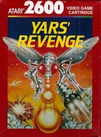 Yars' Revenge - Box