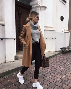 The Best Camel Coat For Winter Source by Cherlyncha fashion for teen girls Winter Outfits For Teen Girls, Casual Winter Outfits, Trendy Outfits, Fall Outfits, Cozy Outfits, Winter Outfits Women 20s, Casual Fall, Winter Fashion Outfits, Look Fashion