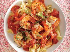 Shrimp Arrabbiata