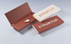 DEROBERHAMMER - Presentation box Card Case, Booklet, Presentation, Presents, Packaging, Box, Gifts, Snare Drum, Favors