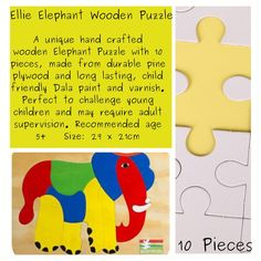 Delivery country wide in SA for only Acorn Kids, Pine Plywood, Wooden Elephant, Problem Solving Skills, Wooden Puzzles, Fine Motor Skills, Life Skills, Educational Toys, Delivery