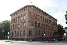 Porin kaupungintalo, tunnetaan myös nimellä Junneliuksen palatsi, on Porissa sijaitseva rakennus. Arkkitehtuuriltaan se jäljittelee venetsialaistyylistä renessanssipalatsia. Koristemaalausten suuri määrä tekee rakennuksesta yhden arvokkaimmista uusrenessanssityylisistä rakennuksista Suomessa. Palatsin on suunnitellut August Krook, ja sen rakennuttivat apteekkari ja kunnallisneuvos Robert Junnelius sekä konsuli Hugo Rosenlew. Sen rakennustyöt aloitettiin vuonna 1894 ja se valmistui 1895.