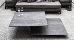 Table de salon - Céramique - Extensible