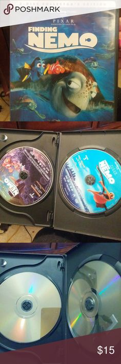 Movie 2 disc collectors edition finding Nemo a must have for all families or new parents kids love this ?? movie.great condition.?? Walt Disney Other