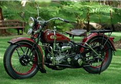 1928 Indian Scout... nice
