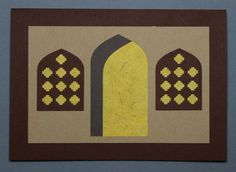 Greeting Cards Iranian Architecture an extract  by Abicartes, €15.00