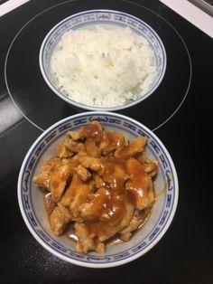 Japanilaistyylinen umamikana - Resepti   Kotikokki.net Deli, Tofu, Chicken Wings, Dinners, Kite, Dinner Parties, Food Dinners, Dinner