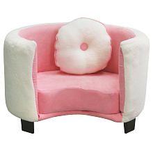 "Harmony Kids Dune Kids Chair - White/Pink - Harmony Kids - Toys ""R"" Us"