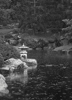 Japanese Gardens by gamaree, via Flickr