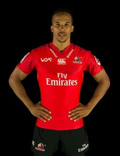 Courtnall Skosan Courtnall plays with the number 11 on his back, and is also known as the wing. Elton Jantjies, The Number 11, All Blacks, Rugby Players, 4 Life, Lions, Plays, Studs, Polo Ralph Lauren