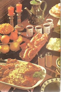 Do-ahead dinner (Better Homes and Gardens Best Buffets, 1963)