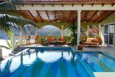 El Sunzal Vacation Rental - VRBO 342291 - 2 BR El Salvador Bed And Breakfast, Experience Paradise/ Luxury Beach Front Bed  Breakfast /Spa www.dulcevilla.com