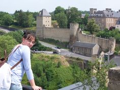 Lëtzebuerg / Luxemburg / Luxembourg à Lëtzebuerg