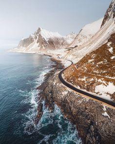 Lofoten Islands (Norway) by Stian Klo