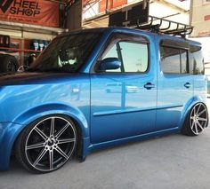 Toasters, City Car, Cubes, Nissan, Wheels, Colors, Box, Awesome, Vehicles