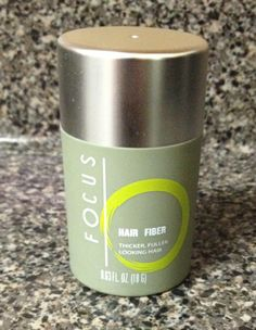 Product Review: Focus Hair Building Fibers