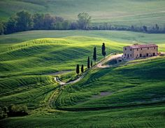 La Toscane (Toscana en italien)
