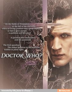 The oldest question: Doctor Who?