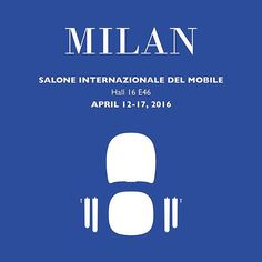The design fair @salonedelmobile.milano is coming up and we are so excited to present the newest member of the Normann Copenhagen furniture family. Keep an eye out here on Instagram and visit our stand from April 12-17. #normanncopenhagen #everydaypleasure #2016news #isaloni2016 #milandesignweek2016