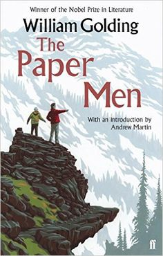 The Paper Men: With an introduction by Andrew Martin: Amazon.co.uk: William Golding, Andrew Martin: 9780571298488: Books